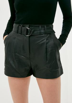Шорты Guess Jeans. Цвет: черный