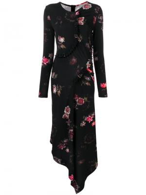 Платье Nita Preen By Thornton Bregazzi. Цвет: черный
