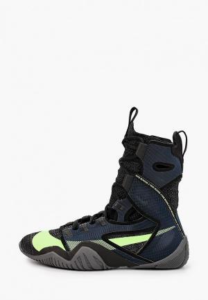Боксерки Nike. Цвет: синий