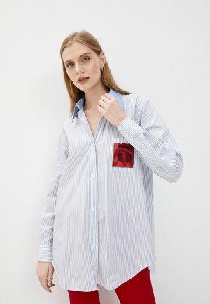 Рубашка N21. Цвет: белый
