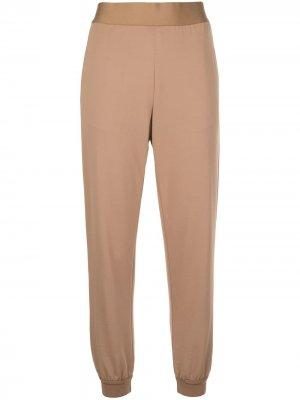 Спортивные брюки Pete Alice+Olivia. Цвет: нейтральные цвета