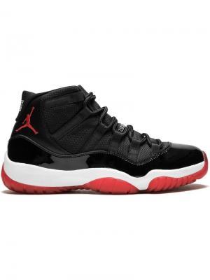 Кроссовки Air  11 Retro Jordan. Цвет: черный