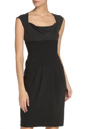 Платье Max Mara. Цвет: черный