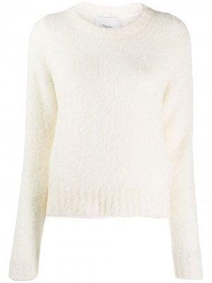 Джемпер с длинными рукавами 3.1 Phillip Lim. Цвет: antique белый
