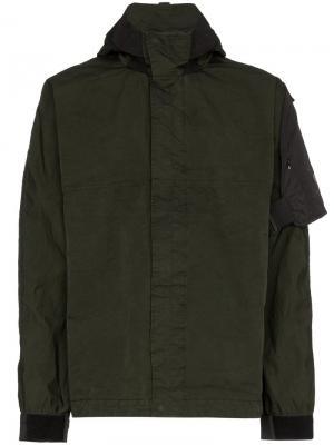Куртка Guard на молнии Nemen. Цвет: черный