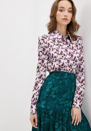 Блуза Twist & Tango. Цвет: фиолетовый