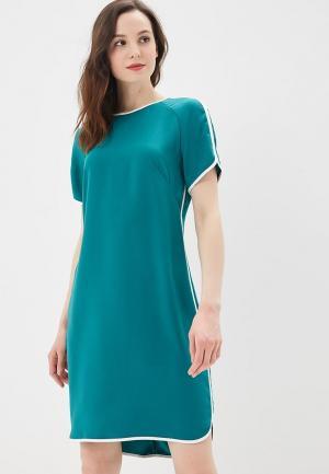 Платье Banana Republic. Цвет: зеленый