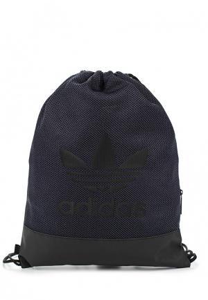 Мешок adidas Originals. Цвет: черный