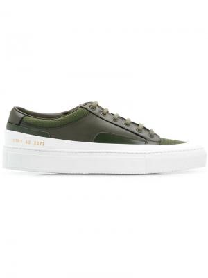 Achilles Super sneakers Common Projects. Цвет: зеленый