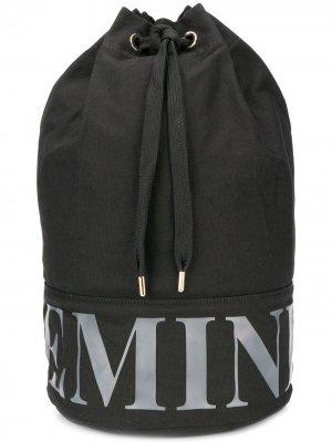 Пляжная сумка дафл Marlies Dekkers. Цвет: черный