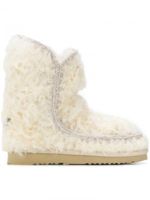 Сапоги Eskimo Mou. Цвет: белый