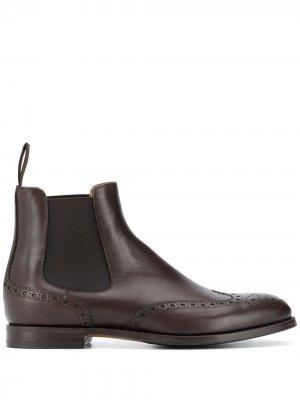 Ботинки челси Oliver Scarosso. Цвет: коричневый