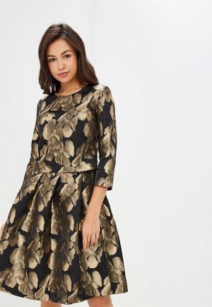 Платье MadaM T. Цвет: золотой