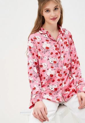 Блуза Compania Fantastica. Цвет: розовый