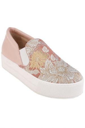 Туфли N°21. Цвет: розовый