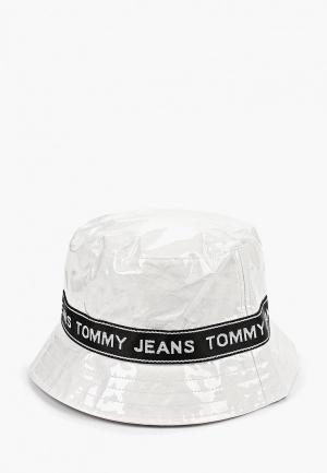 Панама Tommy Jeans. Цвет: белый