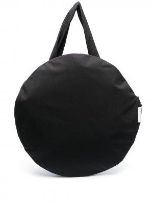 Закругленный рюкзак Moselle Côte&Ciel. Цвет: черный