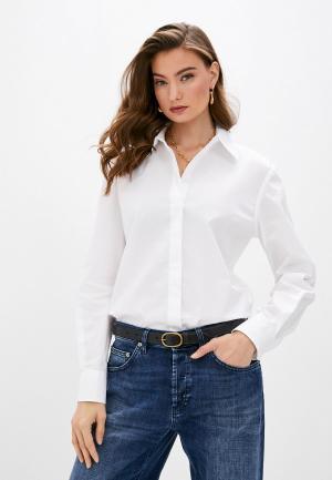 Рубашка Dondup. Цвет: белый