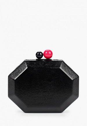 Клатч Nali. Цвет: черный