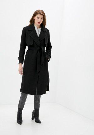 Пальто Rinascimento. Цвет: черный