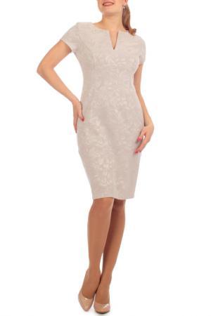 Платье Lamiavita. Цвет: серый