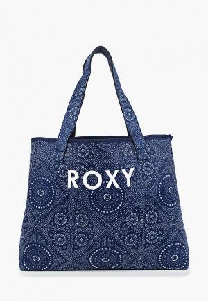 Сумка Roxy. Цвет: синий