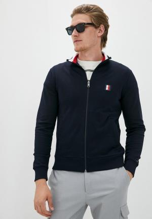 Олимпийка Tommy Hilfiger. Цвет: синий