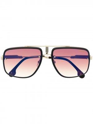 Солнцезащитные очки Caglory II Carrera. Цвет: черный