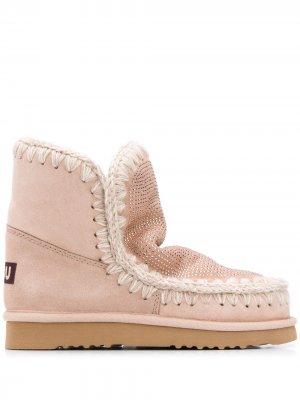 Угги Eskimo Mou. Цвет: розовый
