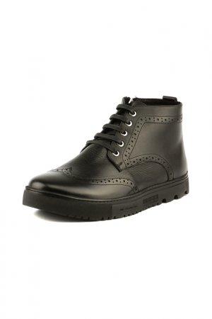 Ботинки RICONTE. Цвет: черный