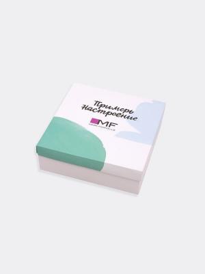 Коробка из негофрированного картона сувенирная Новый стиль Mark Formelle. Цвет: разноцветный