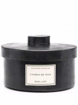Парфюмированные кристаллы Cypres de Max Mad Et Len. Цвет: черный