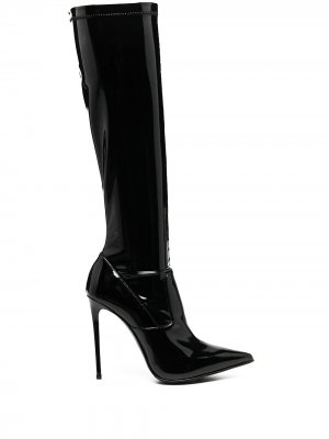 Сапоги Eva 120 Le Silla. Цвет: черный