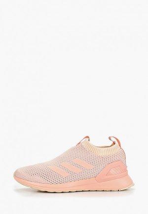 Кроссовки adidas. Цвет: розовый