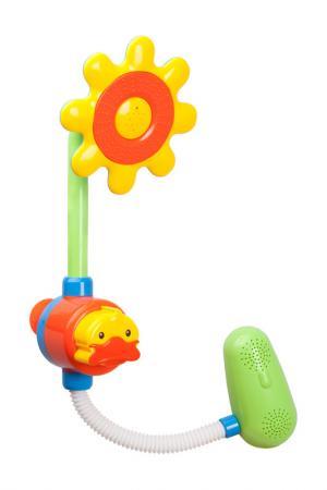 Игрушка-душ для купания ЖИРАФИКИ. Цвет: мультиколор