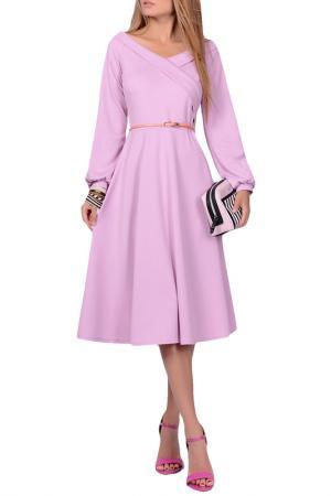 Платья FRANCESCA LUCINI. Цвет: сиреневый