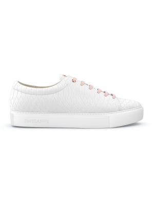Кроссовки Kicks TQ x SWEAR Exclusive Vyner. Цвет: белый