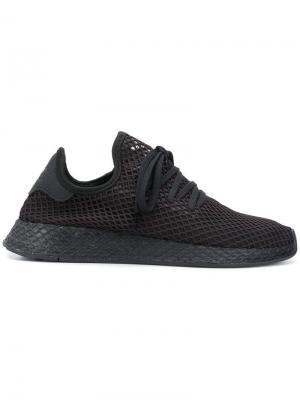 Кроссовки Deerupt Adidas. Цвет: черный