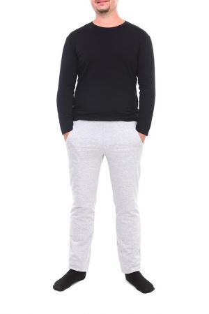 Брюки Rocawear. Цвет: серый