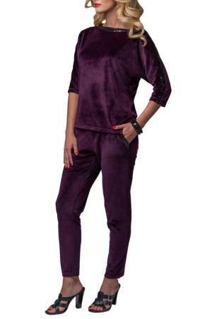 Костюм Lelio. Цвет: фиолетовый