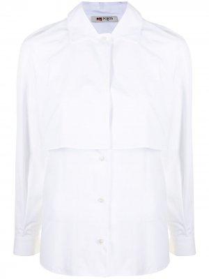 Многослойная рубашка Ports 1961. Цвет: белый
