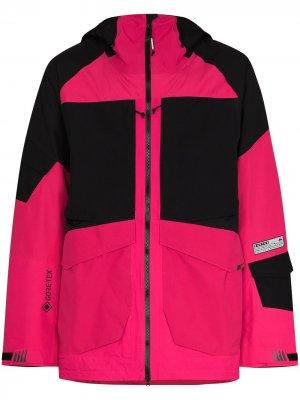 Лыжная куртка Banshey GORE-TEX 2L Burton. Цвет: розовый