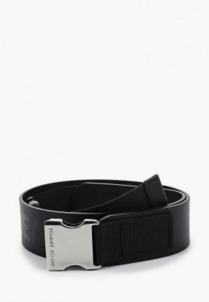 Ремень Tommy Jeans. Цвет: черный