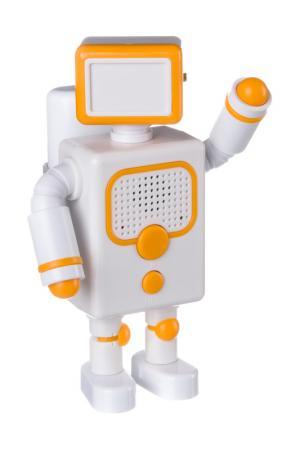 Опыты Робот-диктофон BONDIBON. Цвет: белый