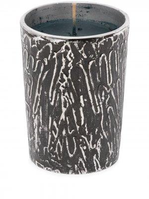 X Diesel Nightmare etched candle Seletti. Цвет: черный