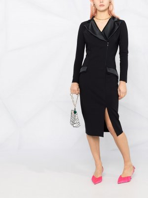Mid-length jacket dress Le Petite Robe Di Chiara Boni. Цвет: черный