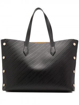 Сумка-тоут Bond среднего размера Givenchy. Цвет: черный