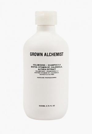 Шампунь Grown Alchemist. Цвет: белый