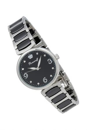 Часы наручные кварцевые ROMANOFF. Цвет: стальной