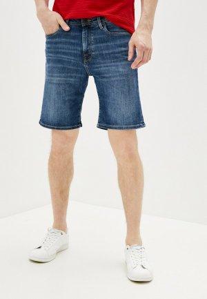 Шорты джинсовые Selected Homme. Цвет: синий